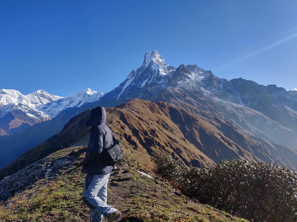 5 Days Treks in Nepal