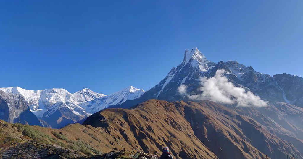 Annapurna Base Camp and Mardi Himal