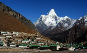 Ama Dablam Base Camp