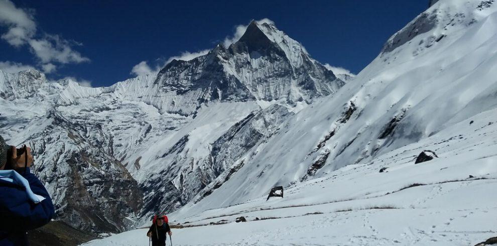 Annapurna Base Camp Fishtail View