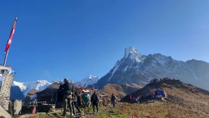 Annapurna Base Camp and Mardi Himal