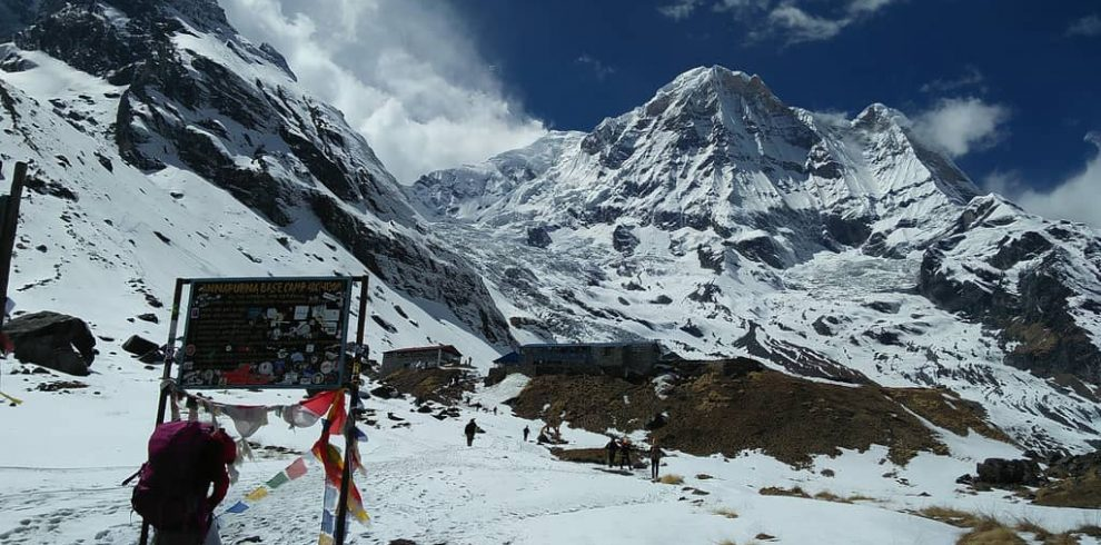 Annapurna Base Camp South