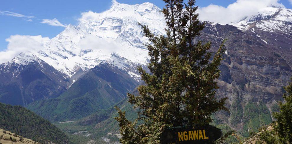 Annapurna Circuit Nagwal