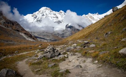Annapurna Sanctuary Trek Route