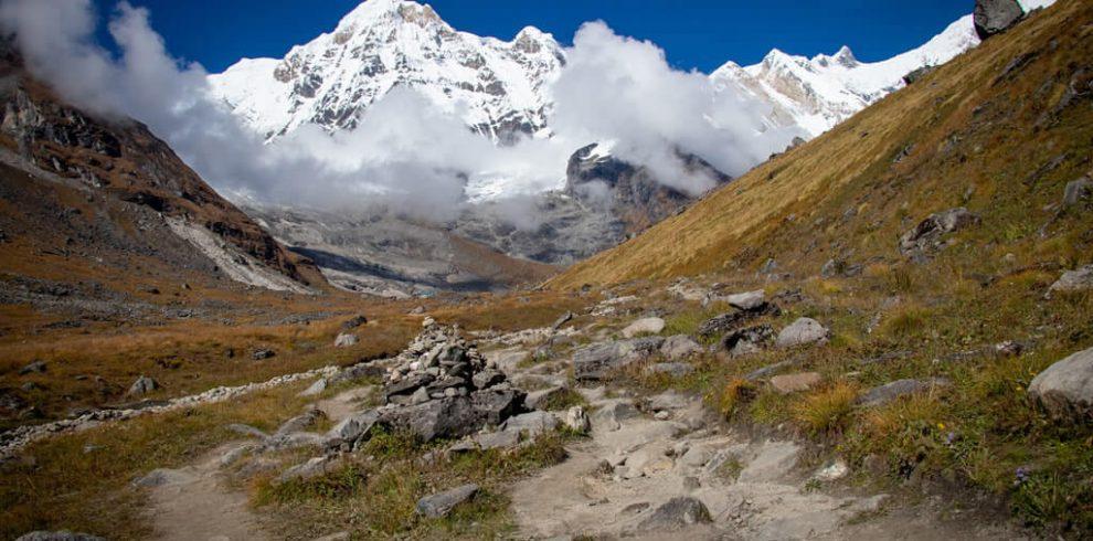 Annapurna Sanctuary Trek Route