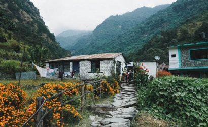 Dhampus Village