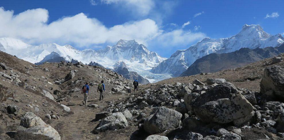 Everest Base Camp Three Passes