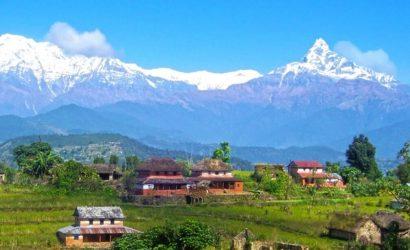 Gurung Village Royal Trek Nepal