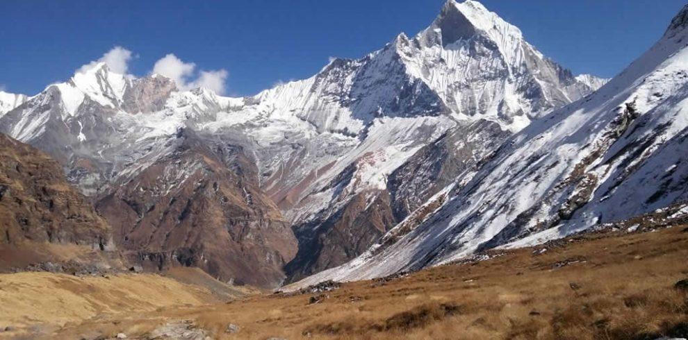 Machhapuchre Himal