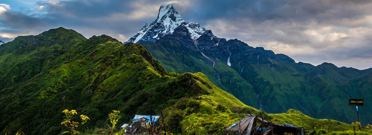 Mardi Himal View