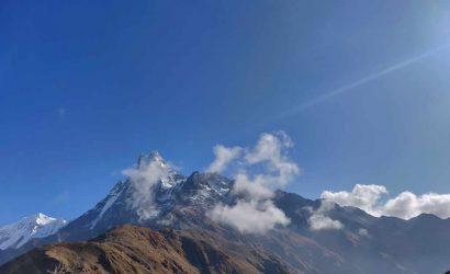 Trek To Mardi Himal From Pokhara