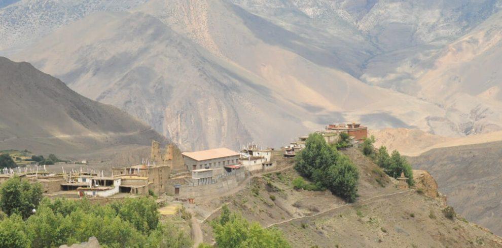 Mustang Village