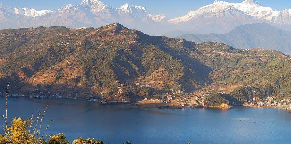 Pokhara Fewa Lake