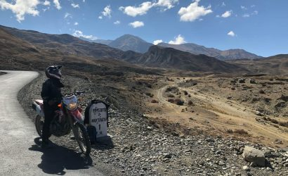 Road to Jomsom Muktinath