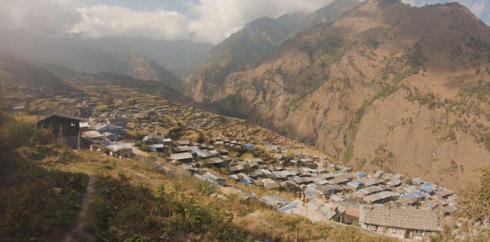 Tamang Village Gatlang