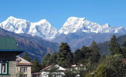 Numbur and Karyalung Himal