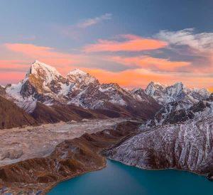 Gokyo Lake Everest Base Camp Sunset