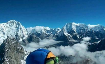 Yalung Ri Peak